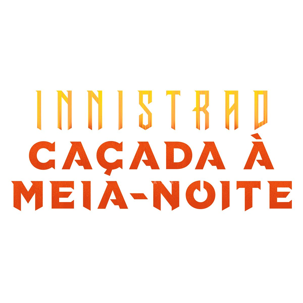 Magic Box Booster Draft Innistrad Caçada a Meia-Noite Português
