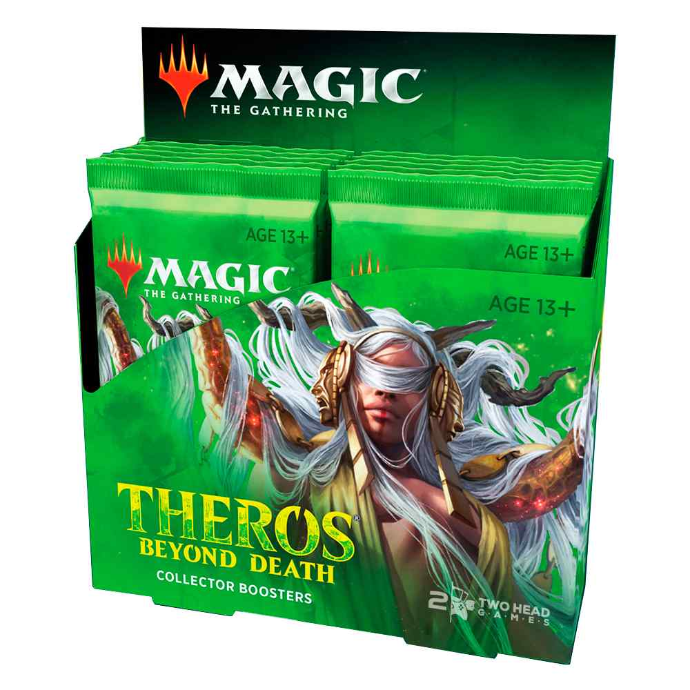Magic Box Collector Booster Theros Beyond Death - Colecionador