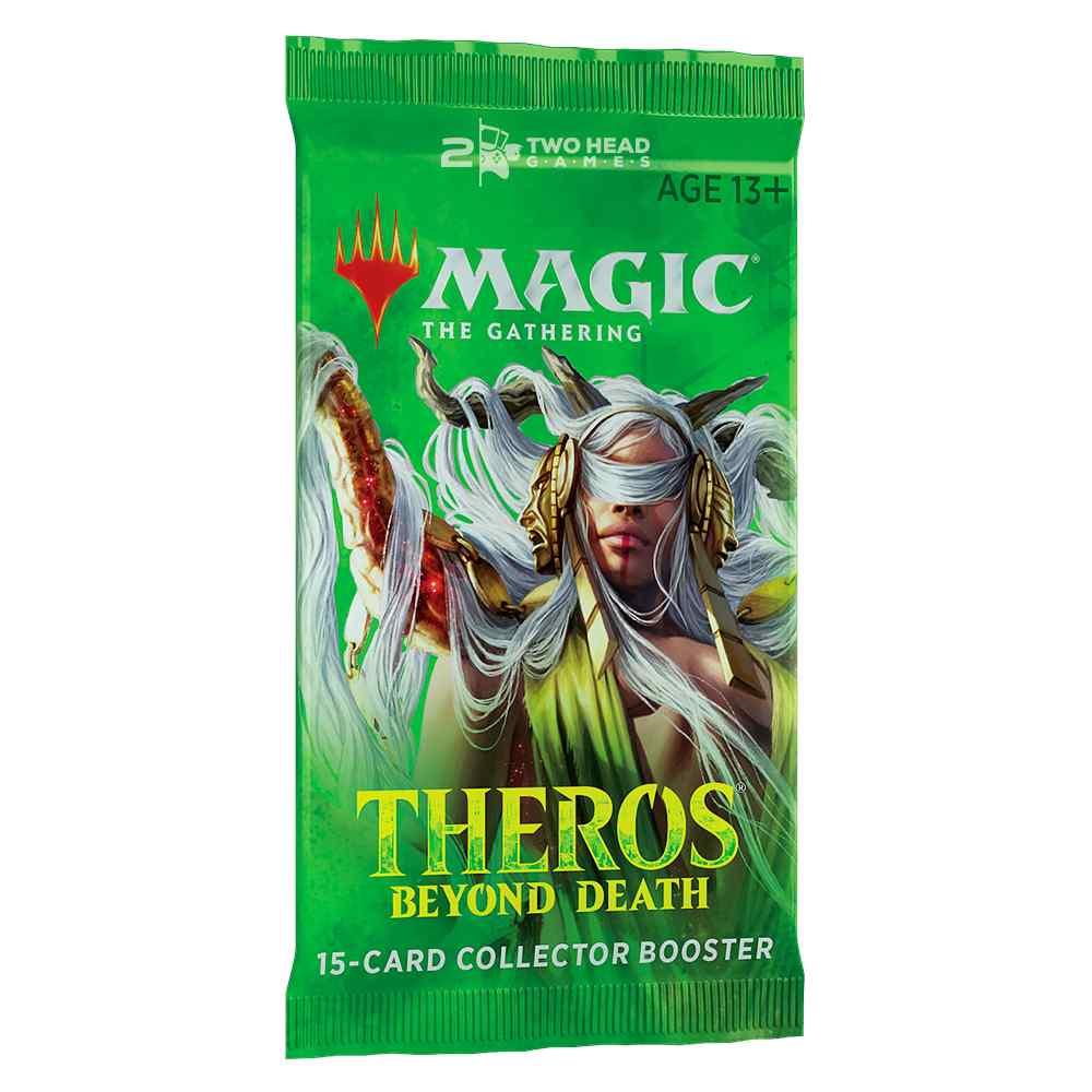 Magic Box Collector Booster Theros Beyond Death - Colecionador