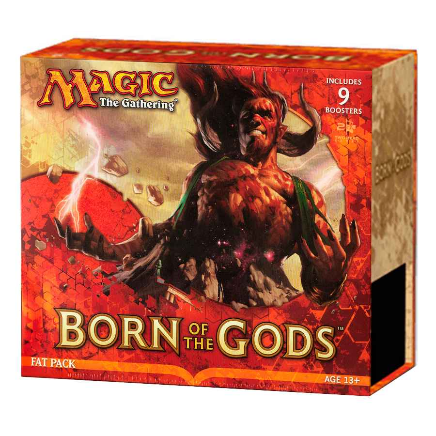 Magic Bundle Born Of The Gods Fat Pack