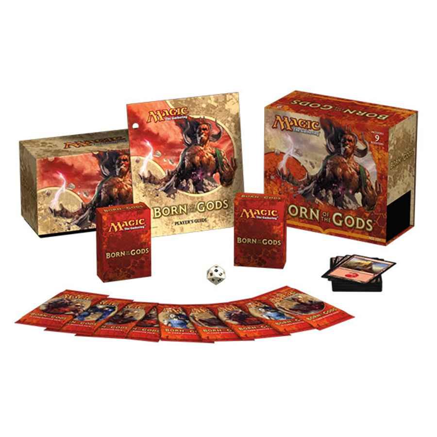 Magic Bundle Born Of The Gods Fat Pack