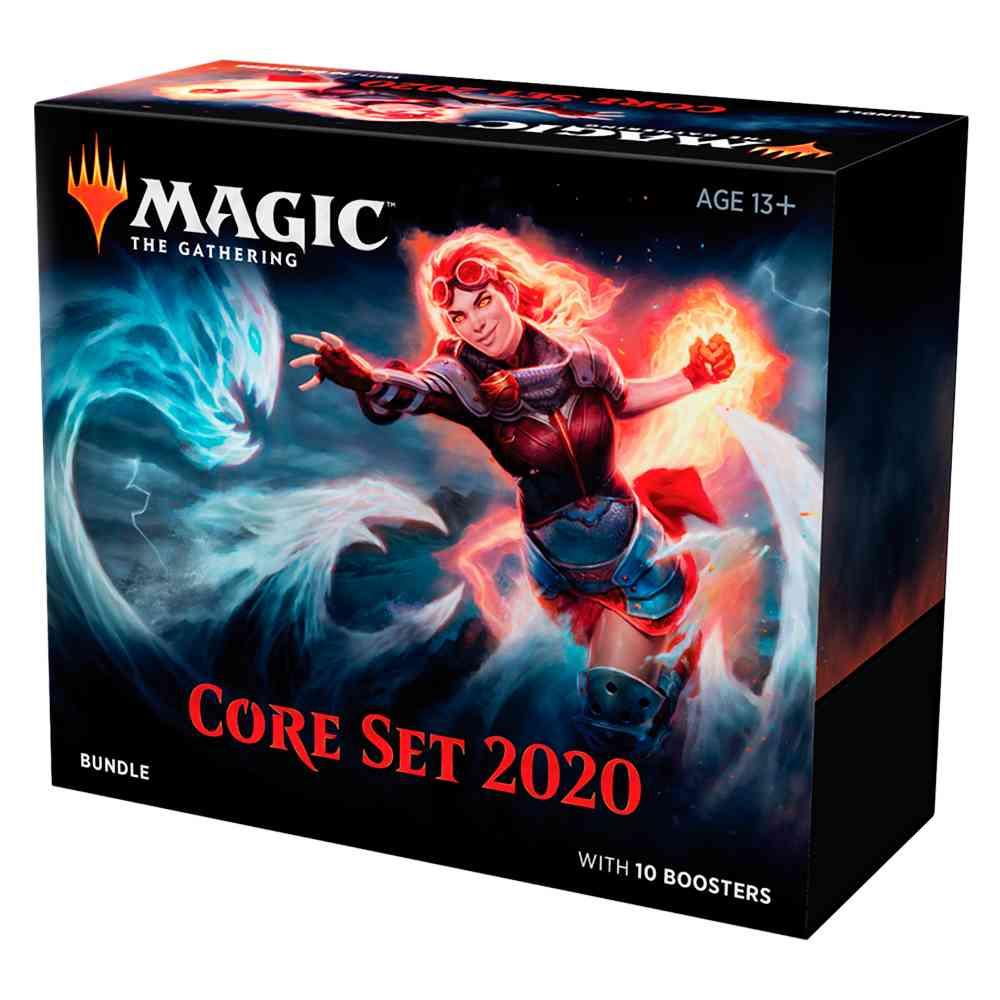 Magic Bundle Coleção Básica 2020 Core Set M20 Pacote
