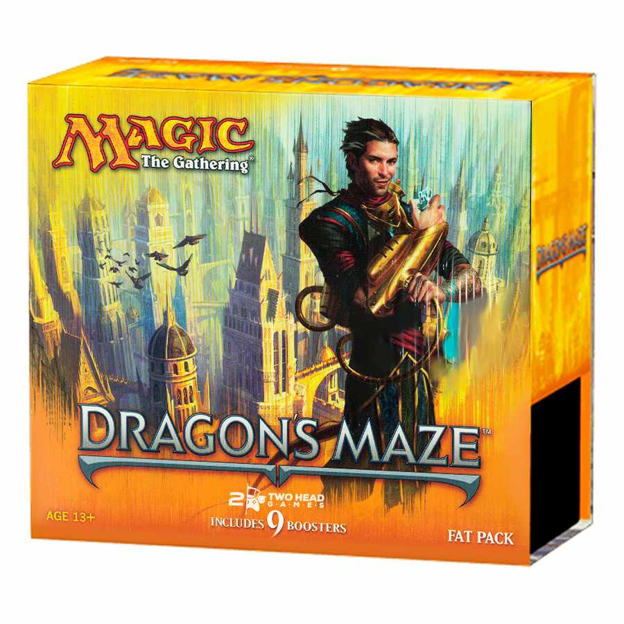 Magic Bundle Dragons Maze Fat Pack