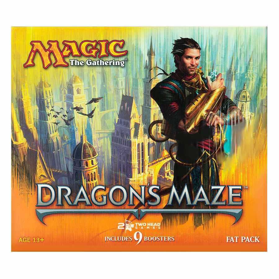 Magic Bundle Dragons Maze Fat Pack