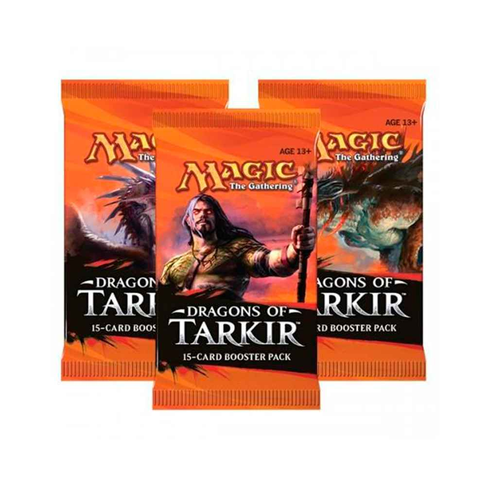 Magic Bundle Dragons of Tarkir Fat Pack
