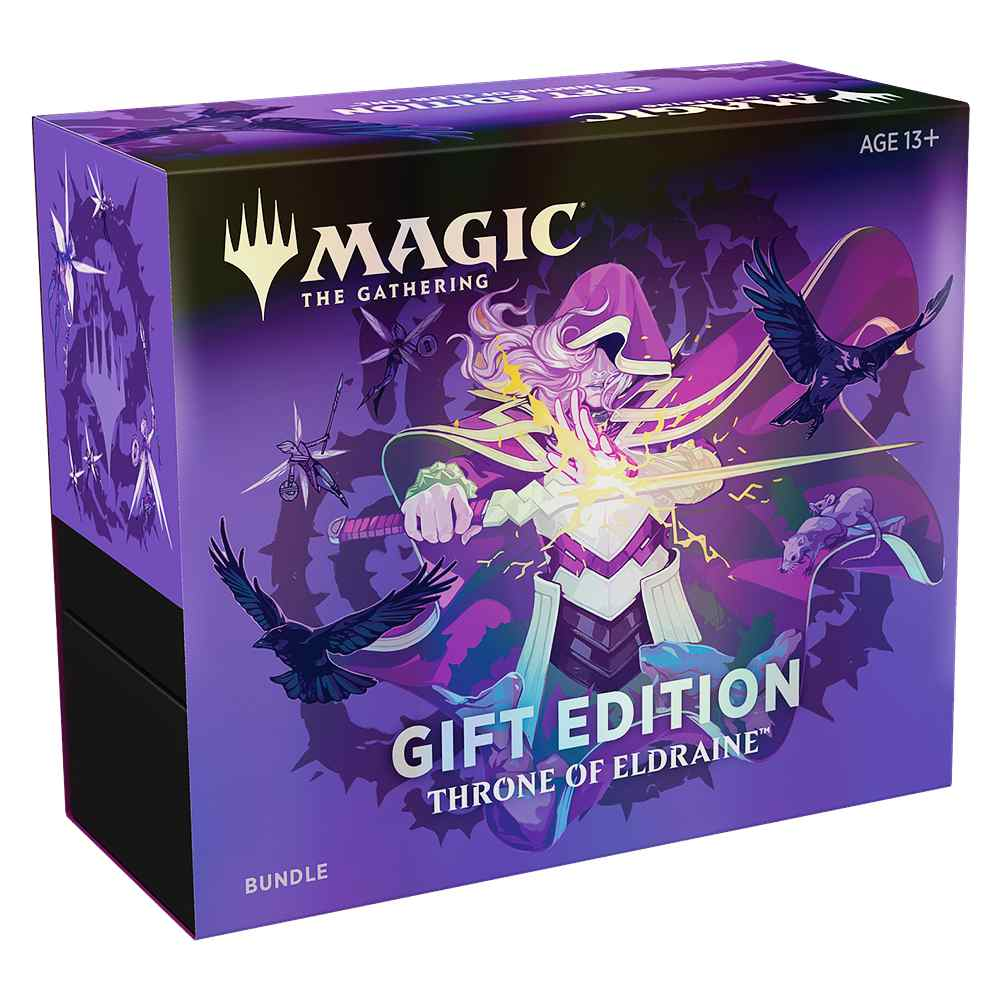 Magic Bundle Gift Edition Throne Of Eldraine