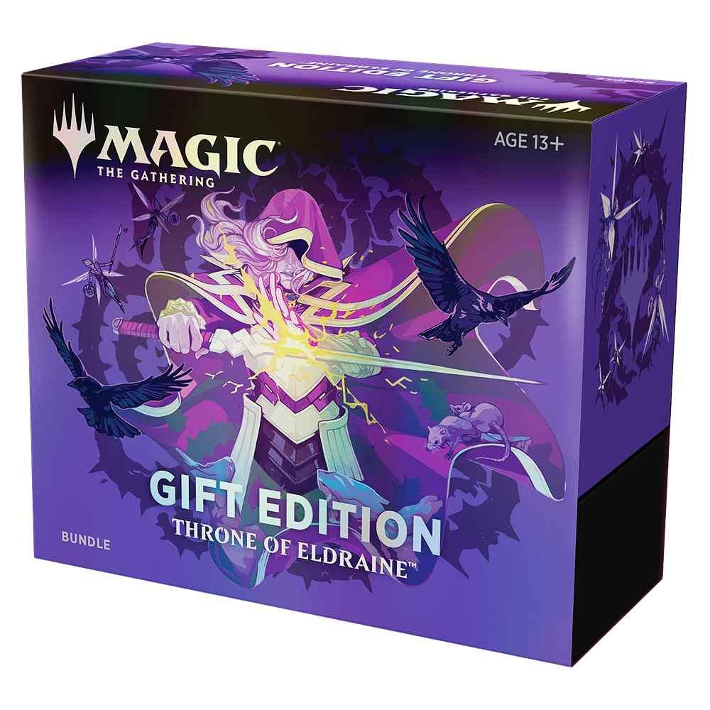 Magic Bundle Gift Edition Throne Of Eldraine
