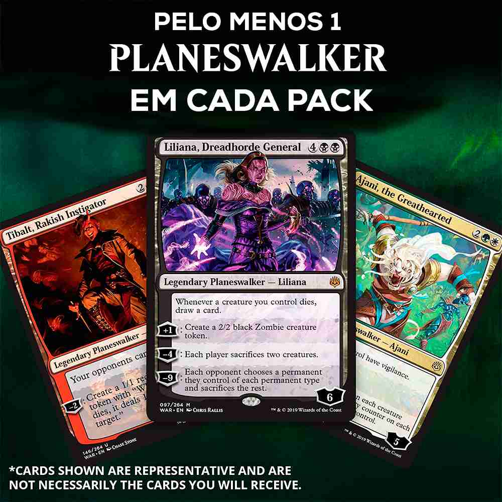 Magic Bundle Guerra da Centelha War Spark Pacote