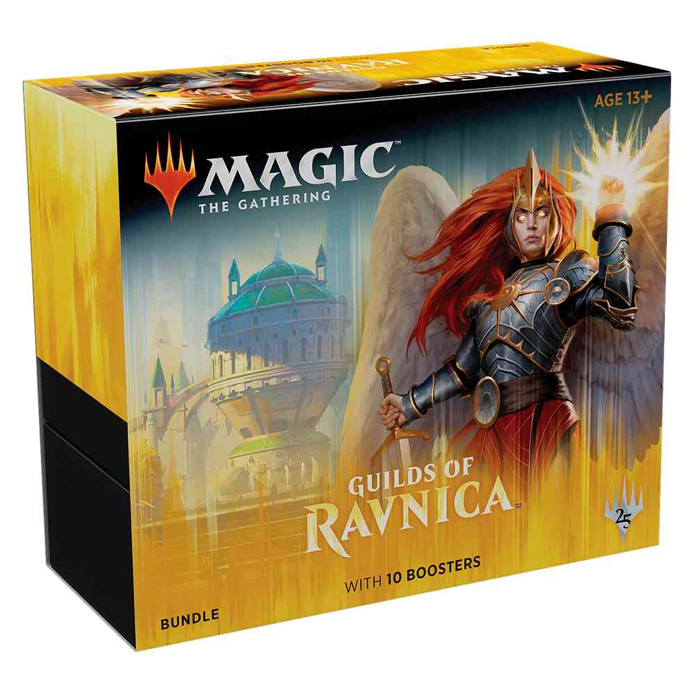 Magic Bundle Guildas de Ravnica - Fat Pack