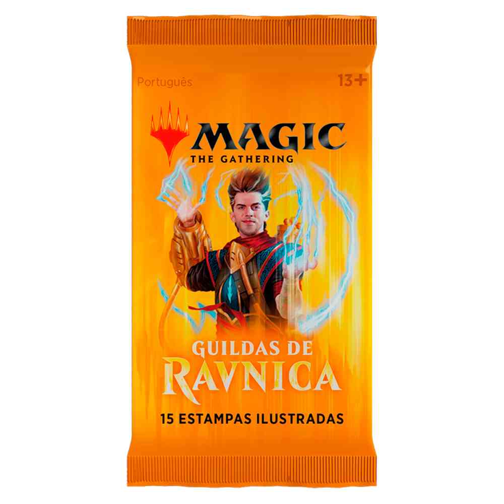 Magic Bundle Guildas de Ravnica - Fat Pack