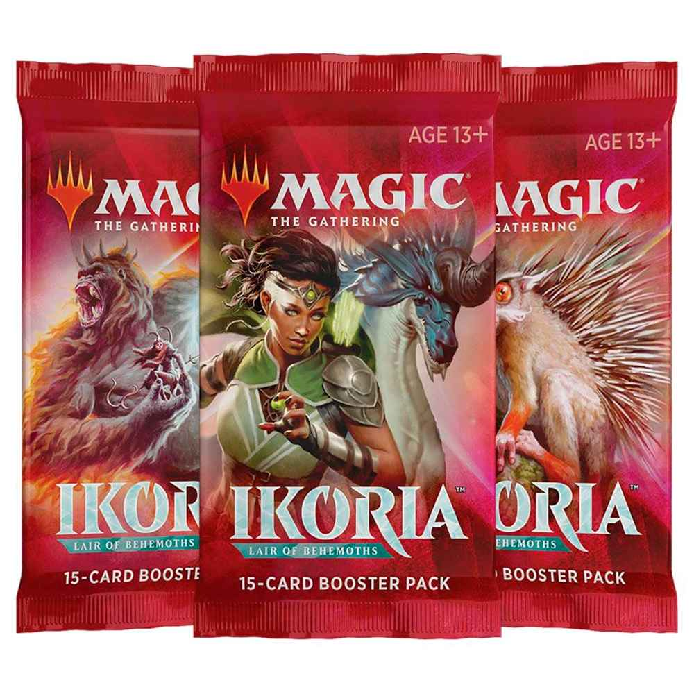 Magic Bundle Ikoria Lair Of Behemoths Pacote