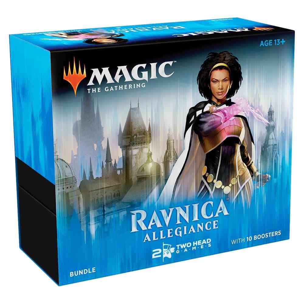 Magic Bundle Lealdade em Ravnica Allegiance - Fat Pack