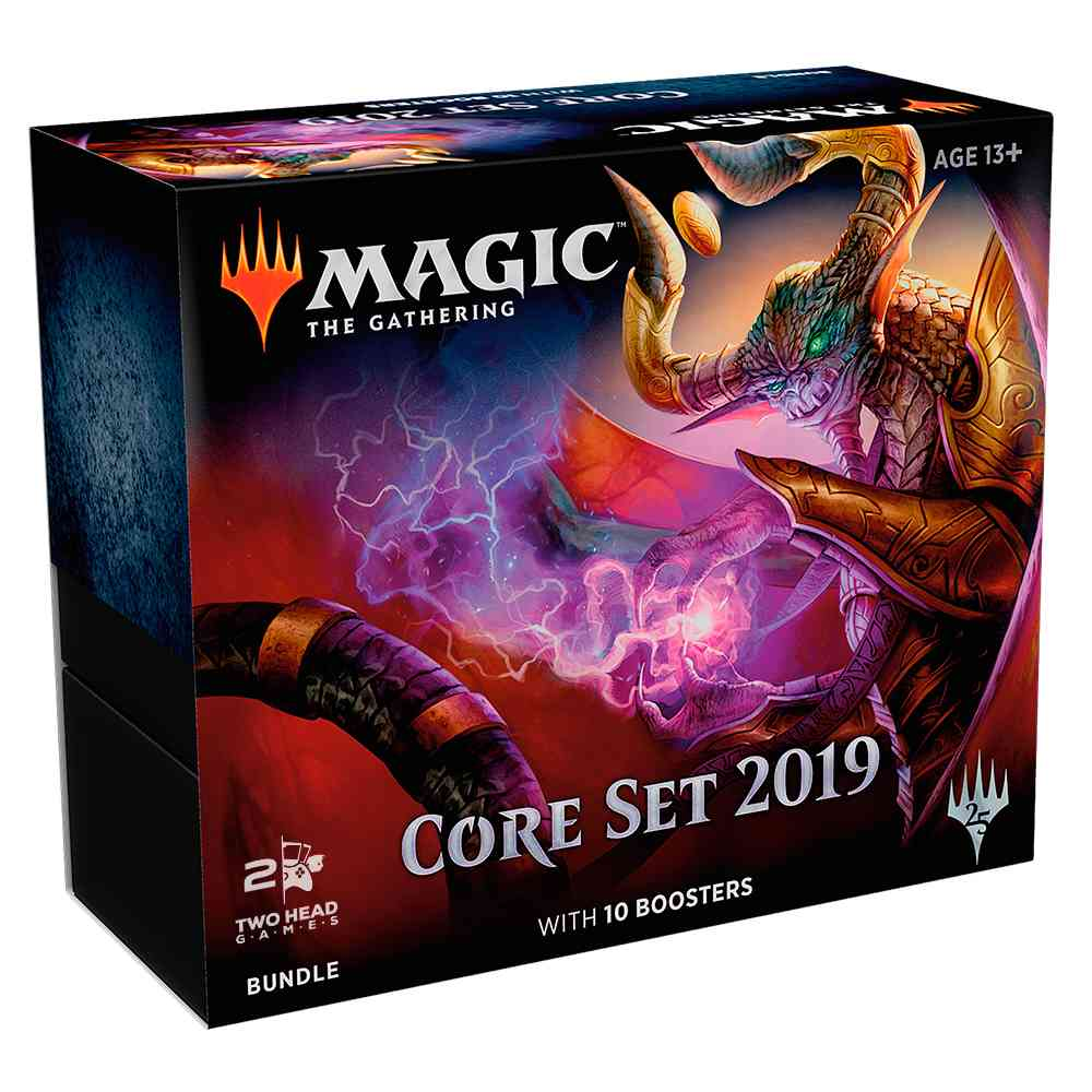 Magic Bundle M19 Coleção Básica 2019 Core Set - Fat Pack