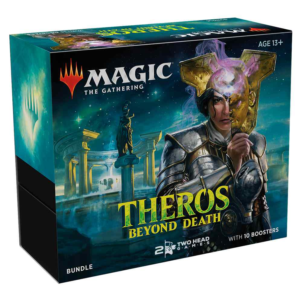 Magic Bundle Theros Beyond Death Pacote