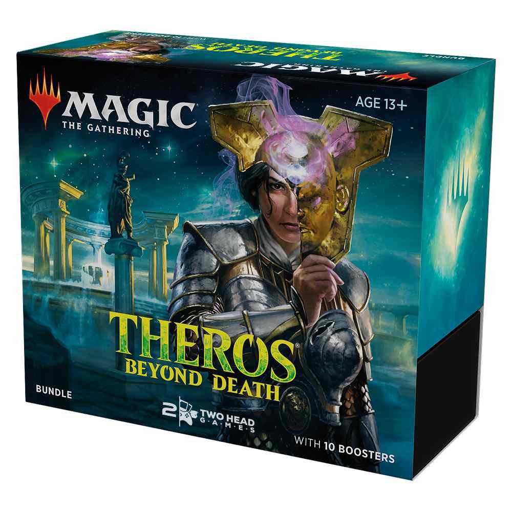 Magic Bundle Theros Beyond Death Pacote