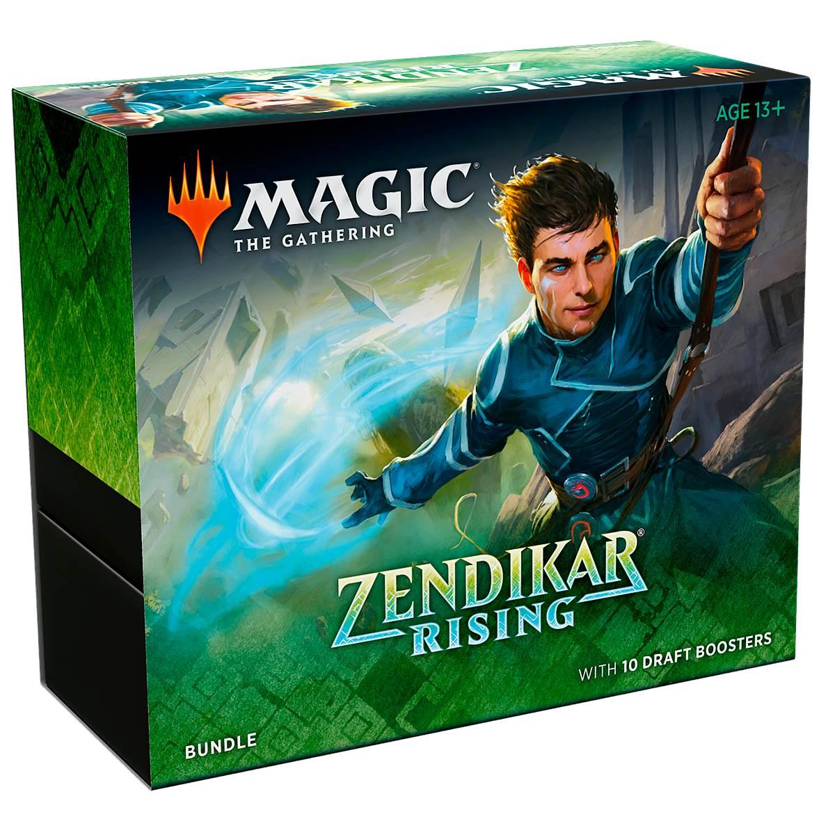 Magic Bundle Zendikar Rising Pacote