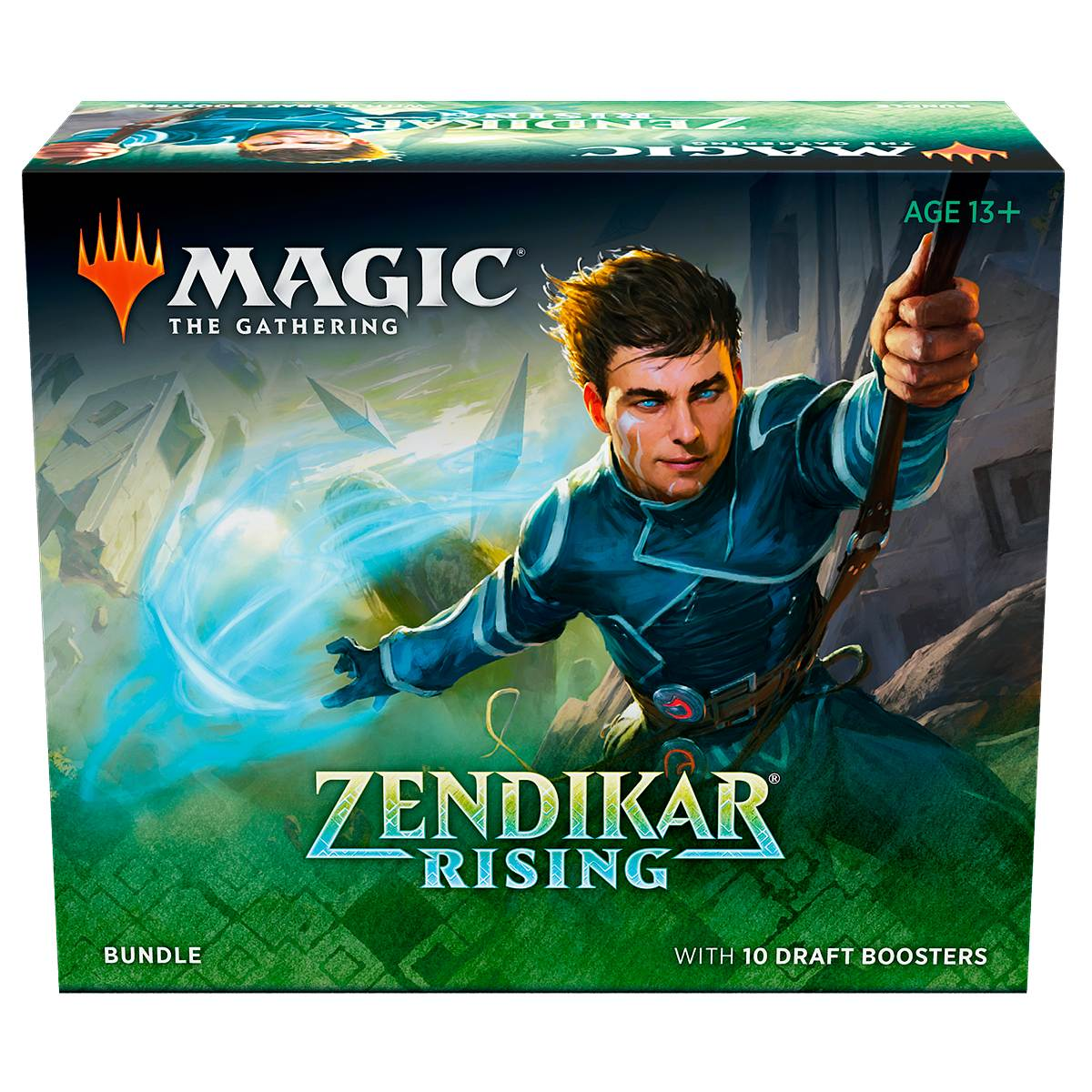 Magic Bundle Zendikar Rising Pacote