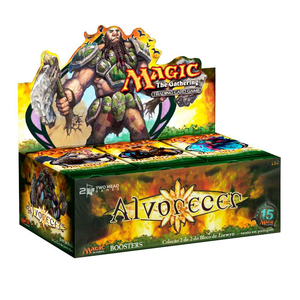 Magic Caixa de Booster Alvorecer Mourningtide Portugues
