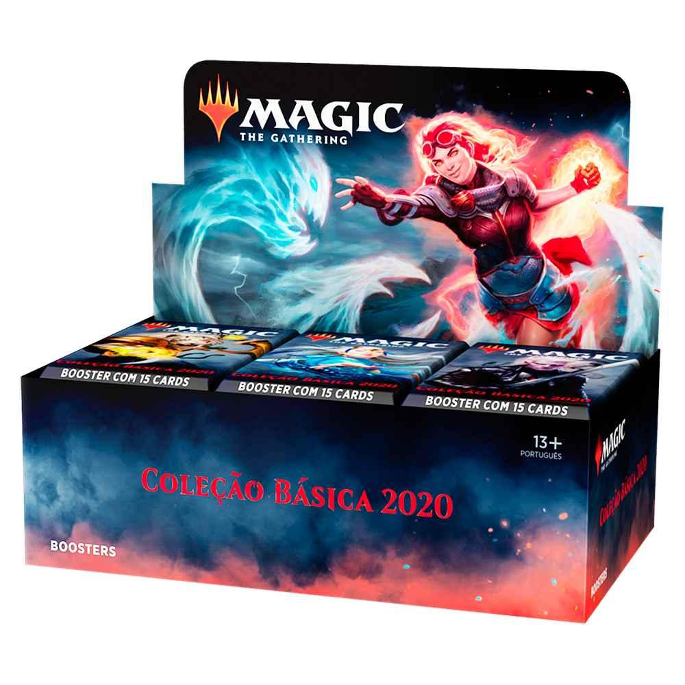 Magic Caixa de Booster Coleção Básica 2020 Core Set M20