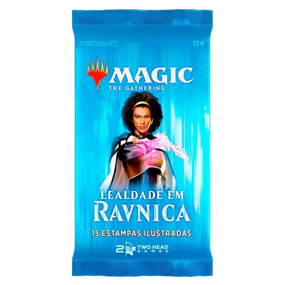 Magic Caixa de Booster Lealdade em Ravnica Allegiance