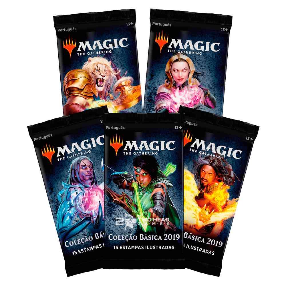 Magic Caixa de Booster M19 Coleção Básica 2019 Core Set