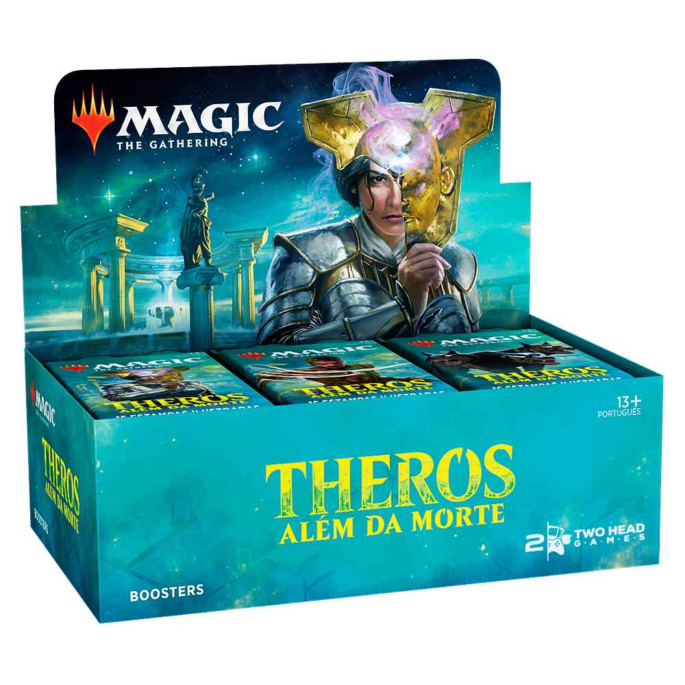 Magic Caixa de Booster Theros Alem da Morte