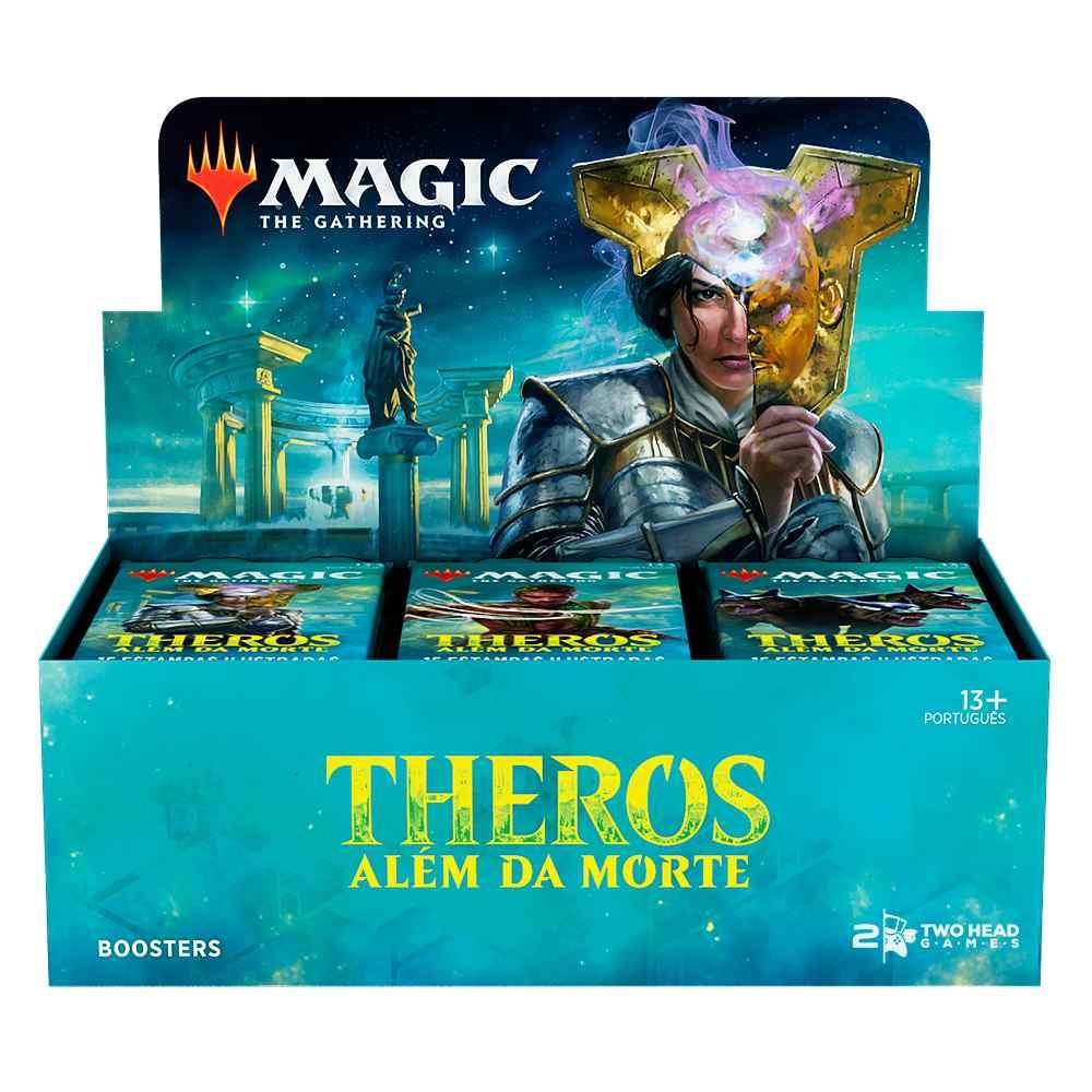 Magic Caixa de Booster Theros Alem da Morte