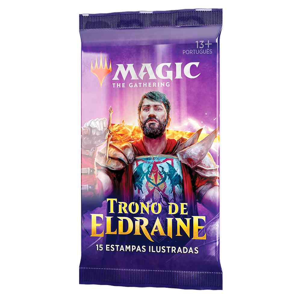 Magic Caixa de Booster Trono de Eldraine - Throne