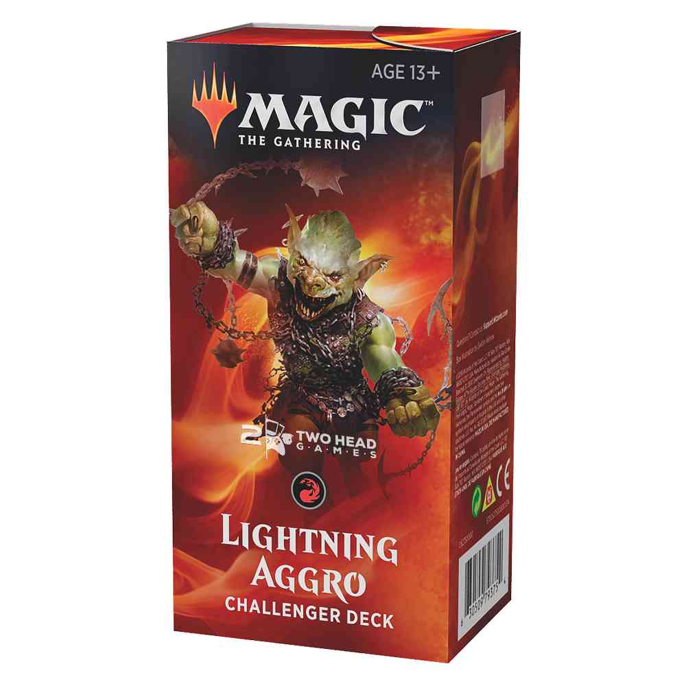 Magic Challenger Deck 2019 Lightning Aggro Standard