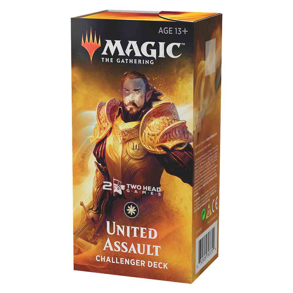 Magic Challenger Deck 2019 United Assault Standard