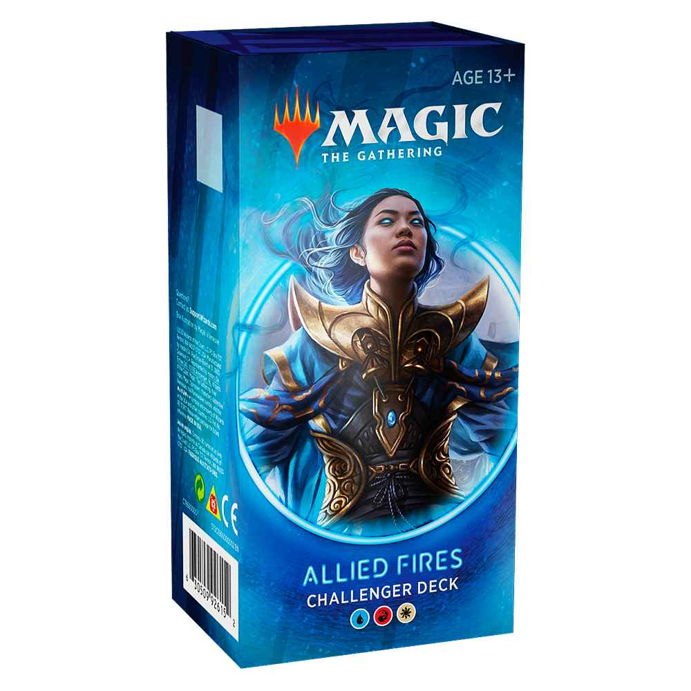 Magic Challenger Deck 2020 Allied Fires Standard