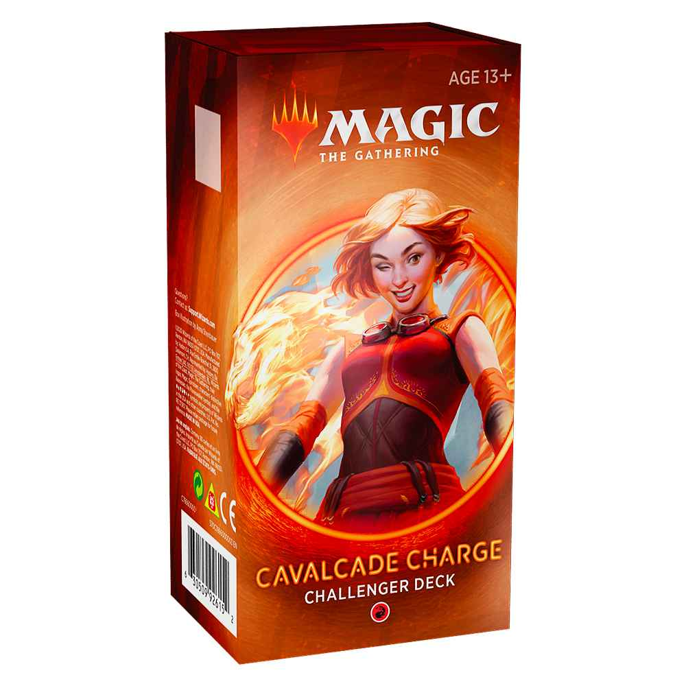 Magic Challenger Deck 2020 Cavalcade Charge Standard