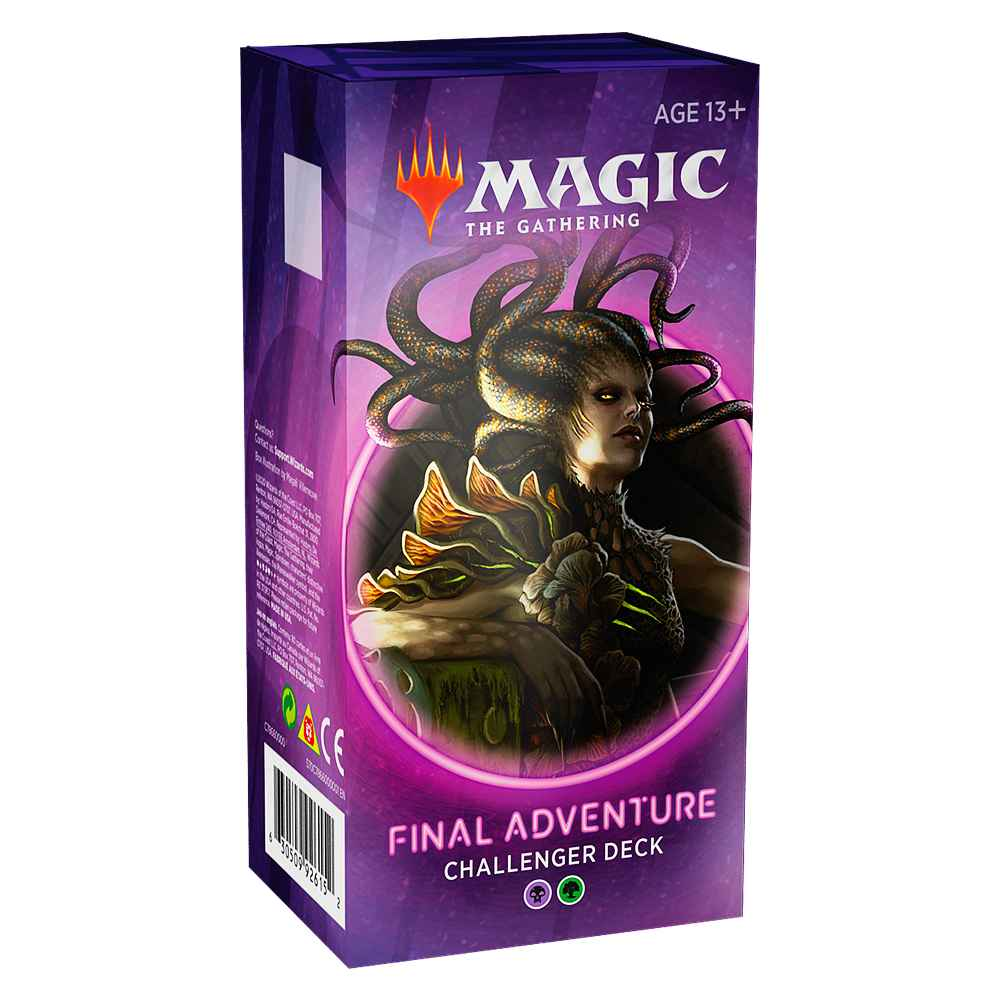 Magic Challenger Deck 2020 Final Adventure Standard