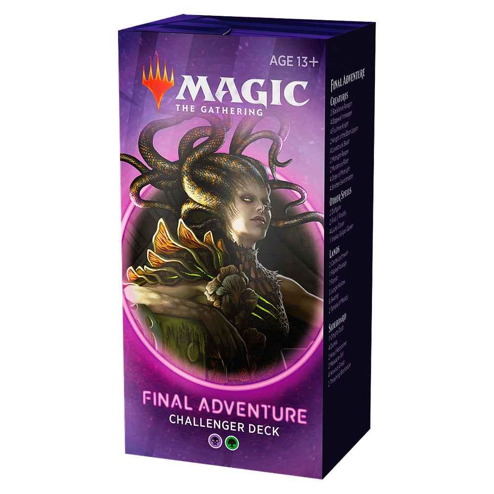 Magic Challenger Deck 2020 Final Adventure Standard