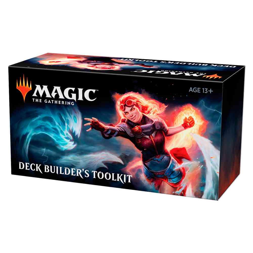 Magic Deck Builder s Toolkit da Coleção Básica 2020 M20