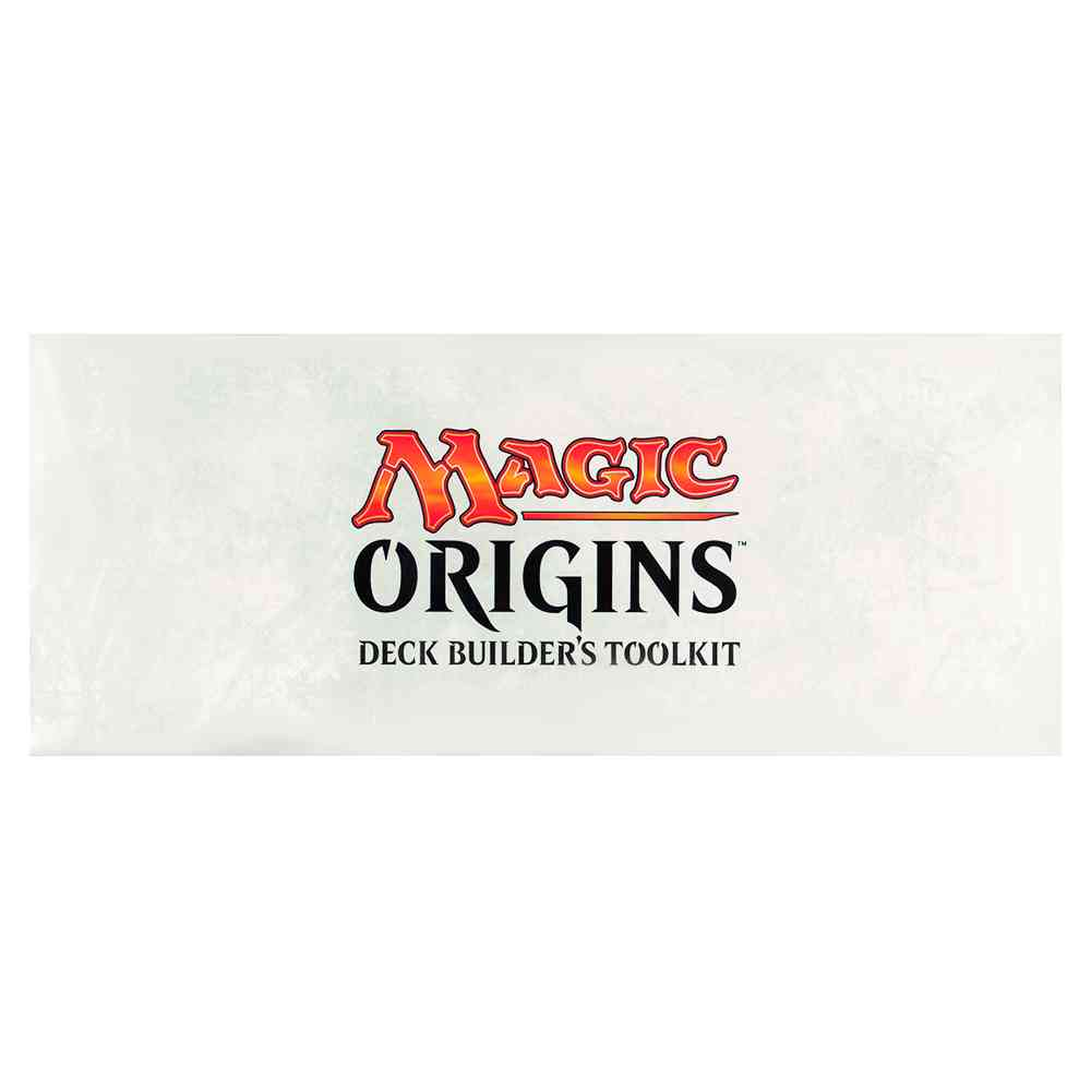 Magic Deck Builders Toolkit Origins