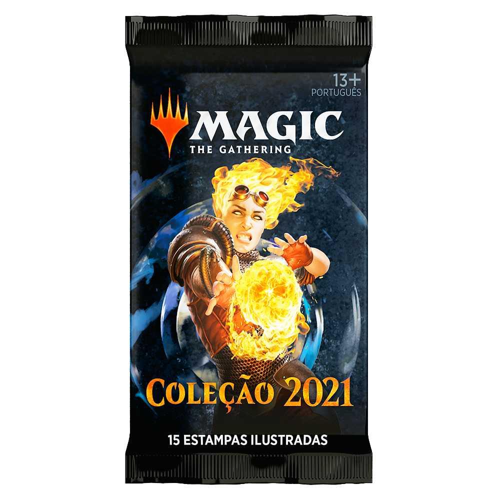 Magic Deck Planeswalker Basri Coleção Básica 2021 Core M21