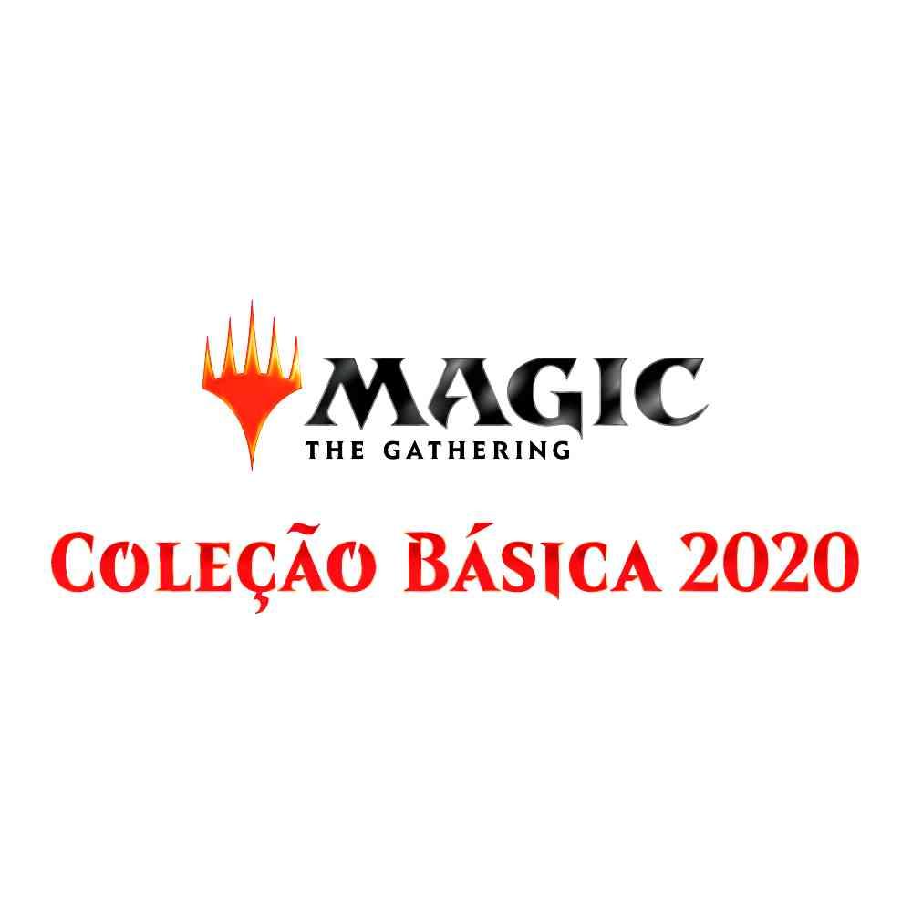 Magic Deck Planeswalker Chandra Coleção Básica 2020 Core M20