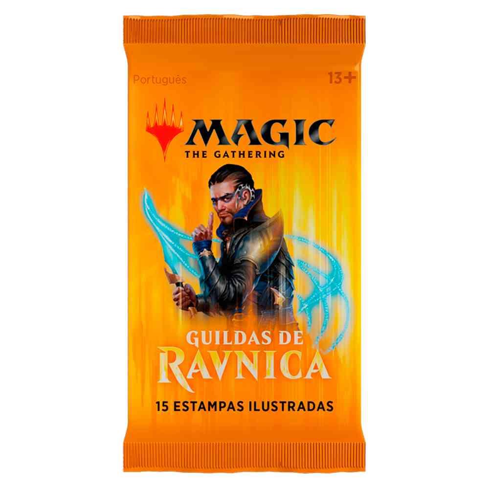 Magic Deck Planeswalker Ral Guildas de Ravnica Guilds