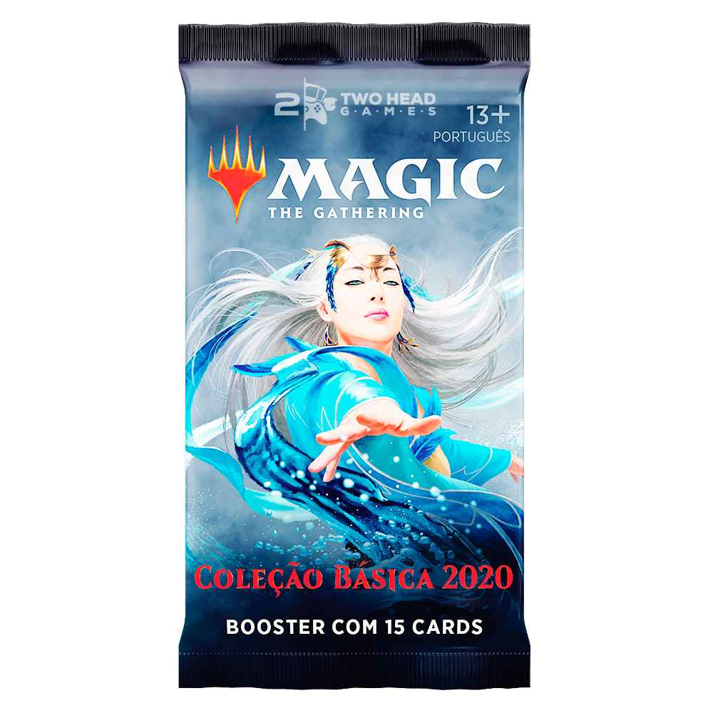 Magic Deck Planeswalker Vivien Coleção Básica 2020 Core M20