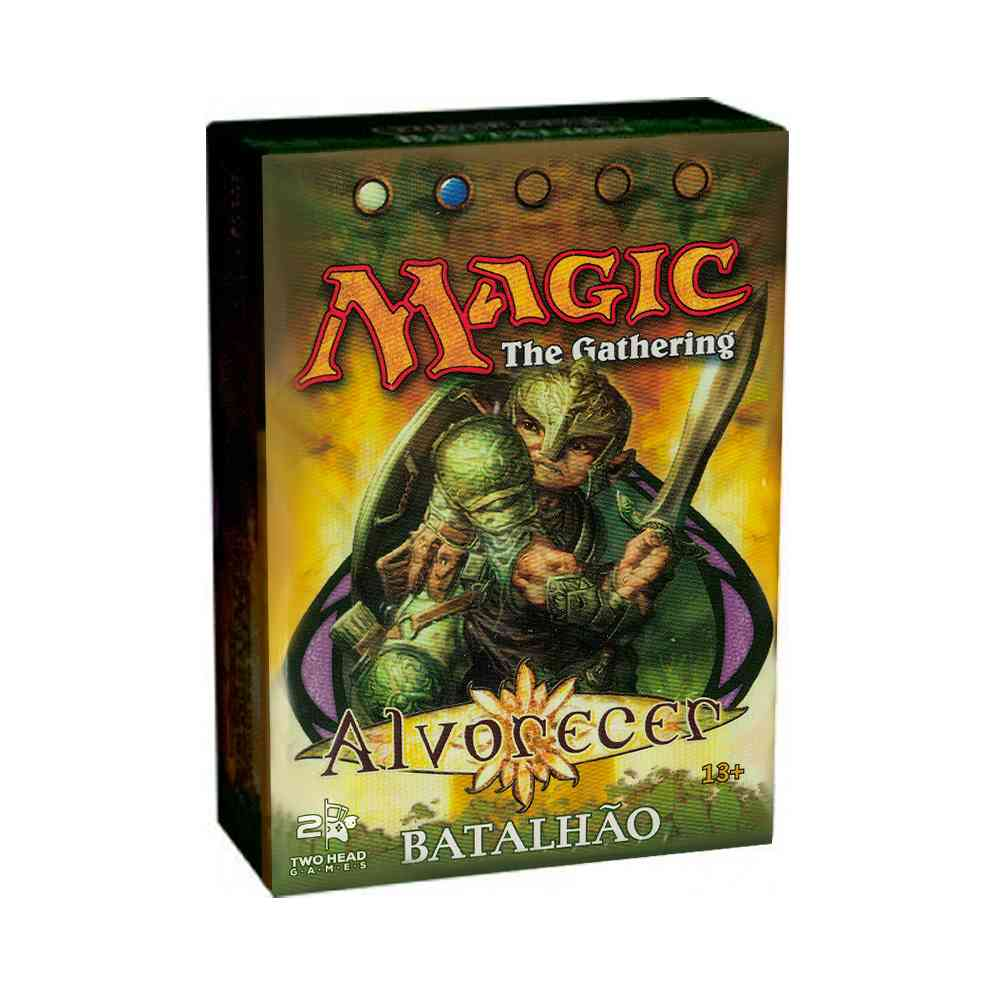 Magic Deck Pre Construido Batalhao Alvorecer - Mourningtide