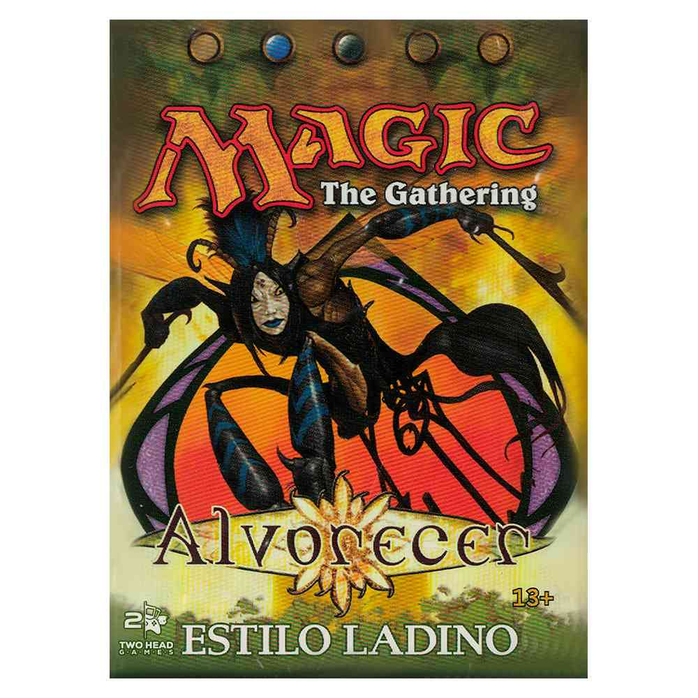 Magic Deck Pre Construido Estilo Ladino Alvorecer
