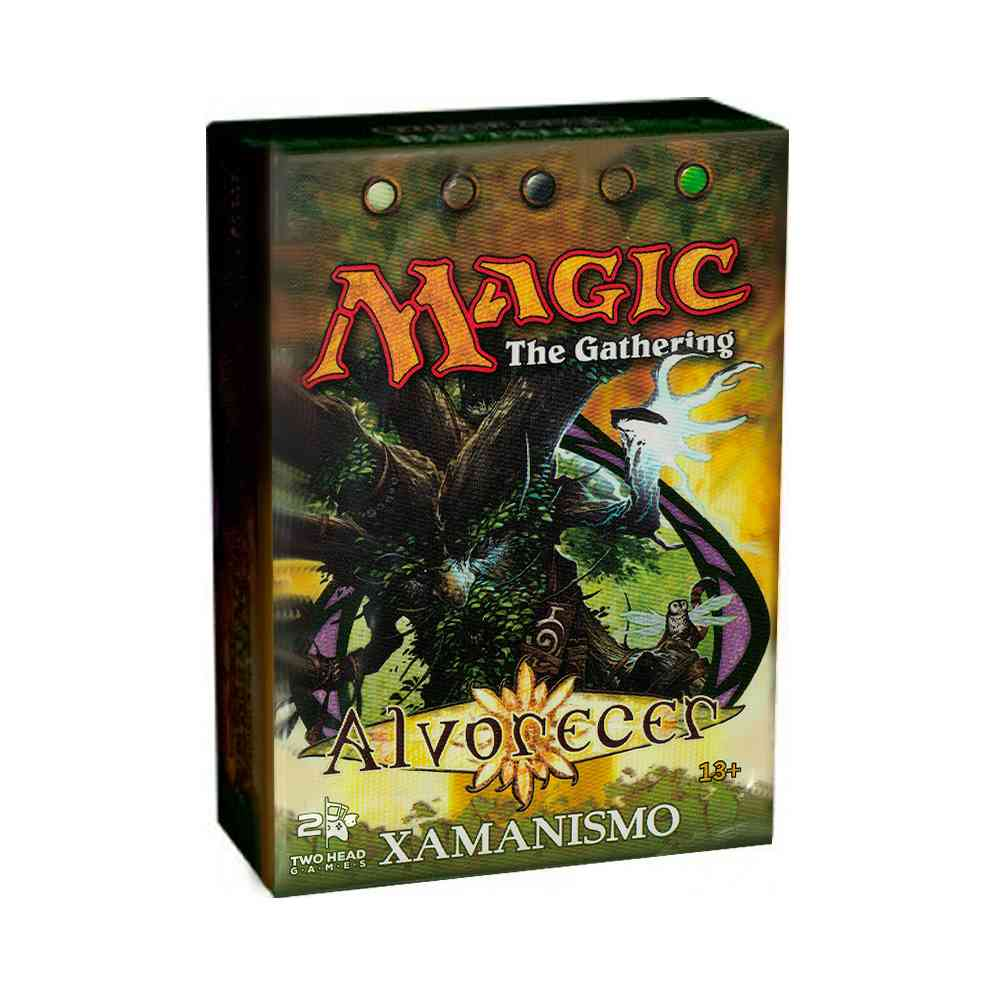 Magic Deck Pre Construido Xamanismo Alvorecer - Mourningtide