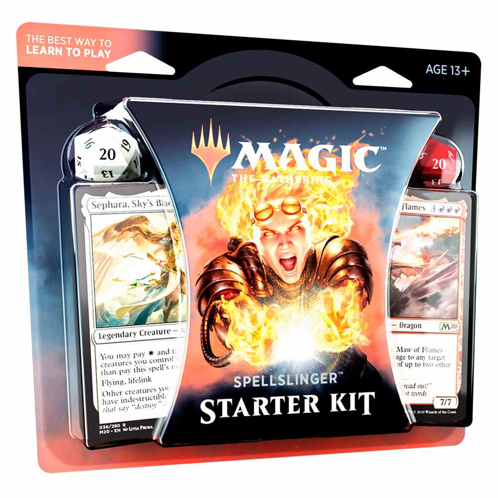 Magic Deck Spellslinger Starter Kit Core Set M20