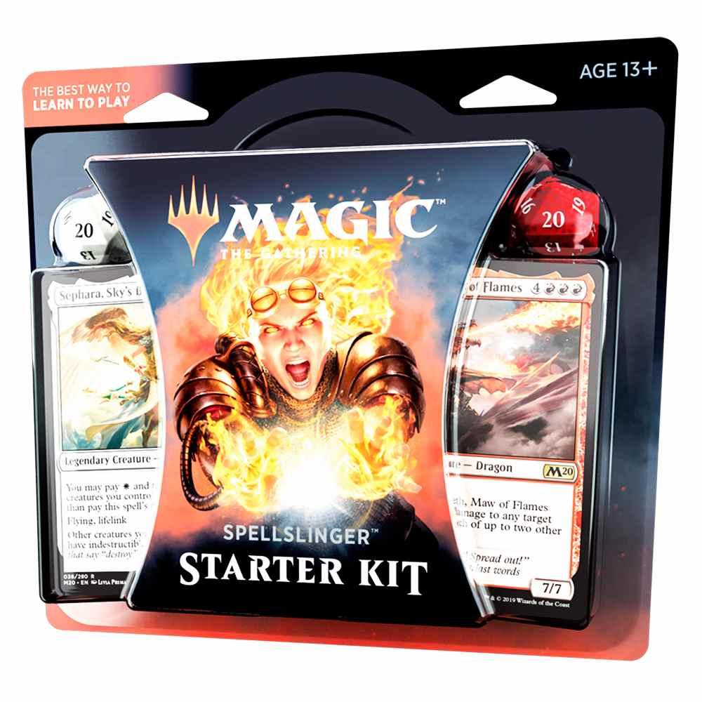 Magic Deck Spellslinger Starter Kit Core Set M20