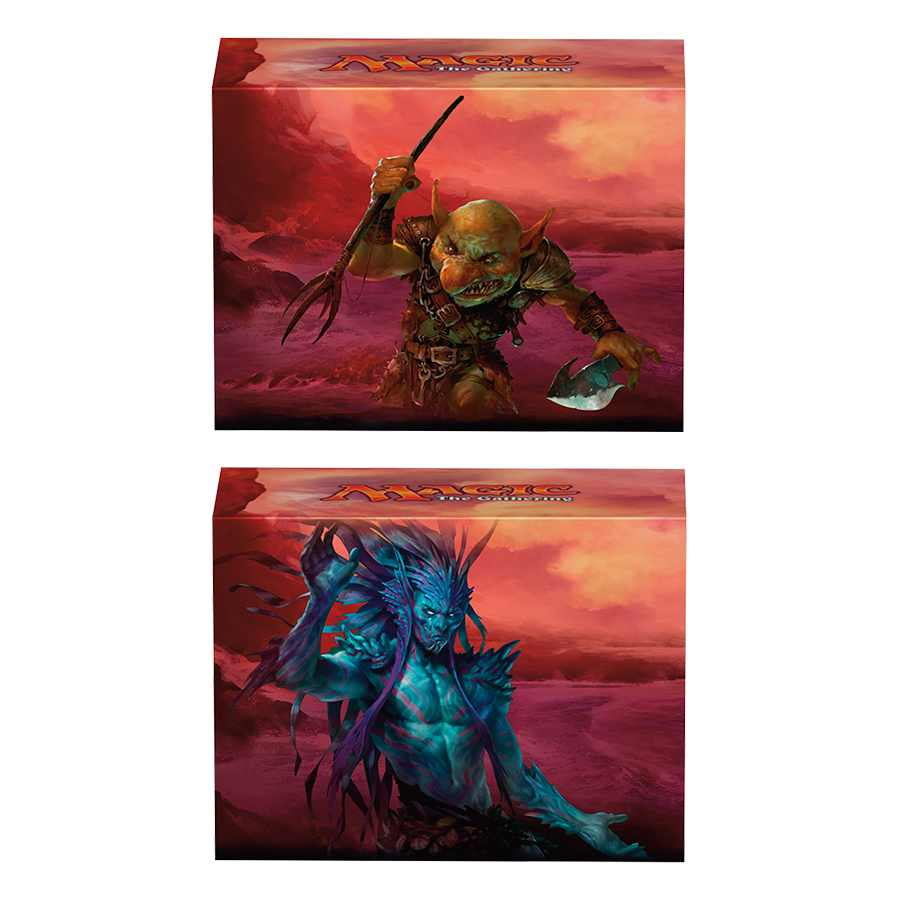 Magic Duel Decks Merfolk vs Goblins