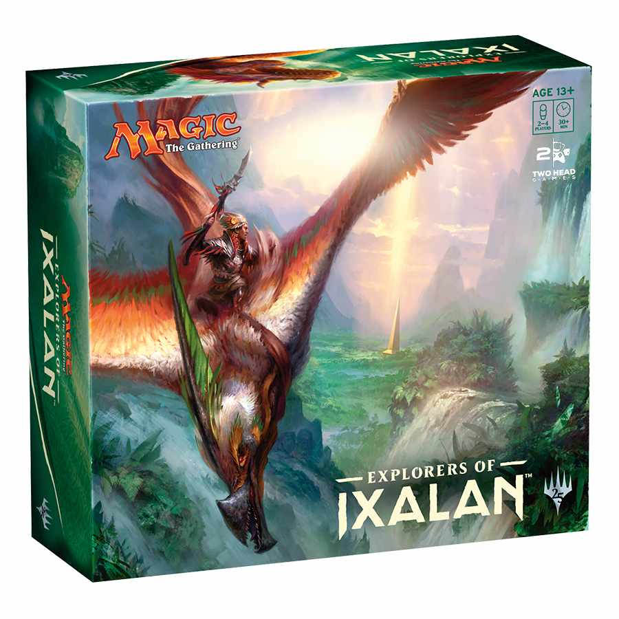 Magic Exploradores de Ixalan