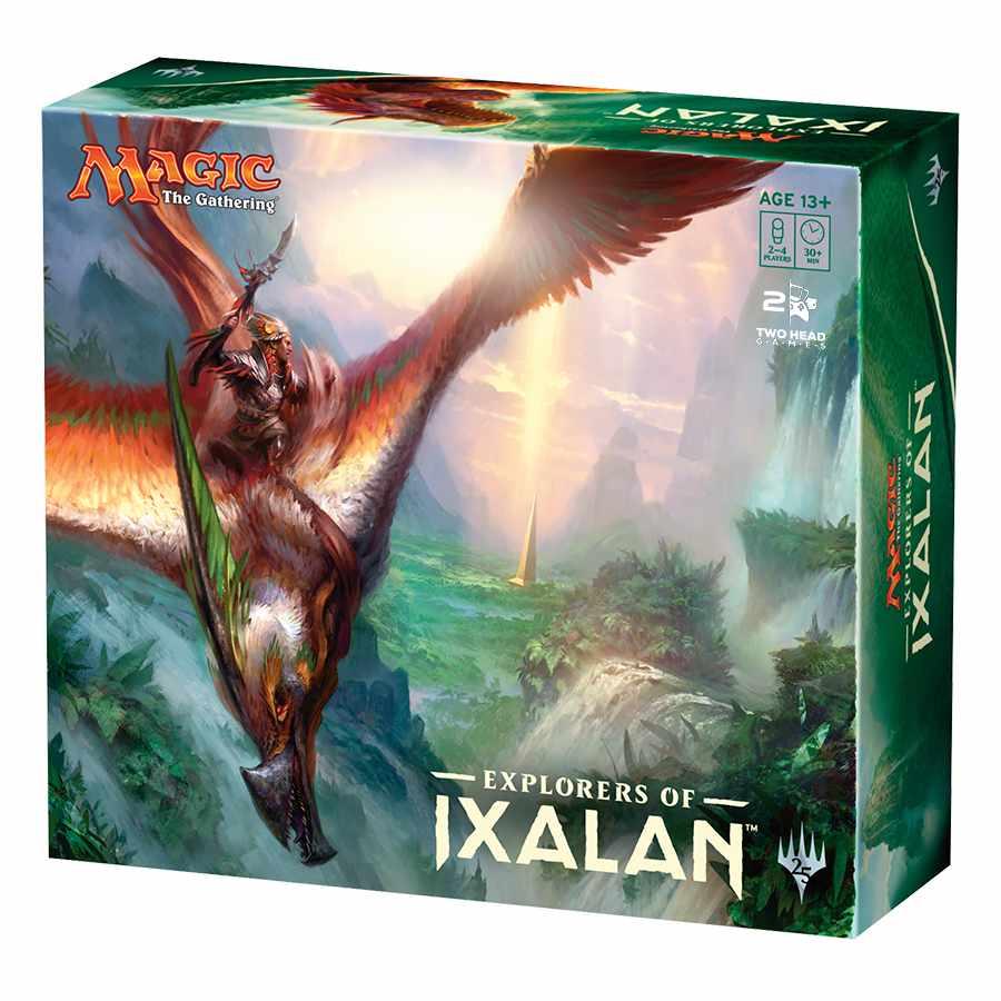 Magic Exploradores de Ixalan
