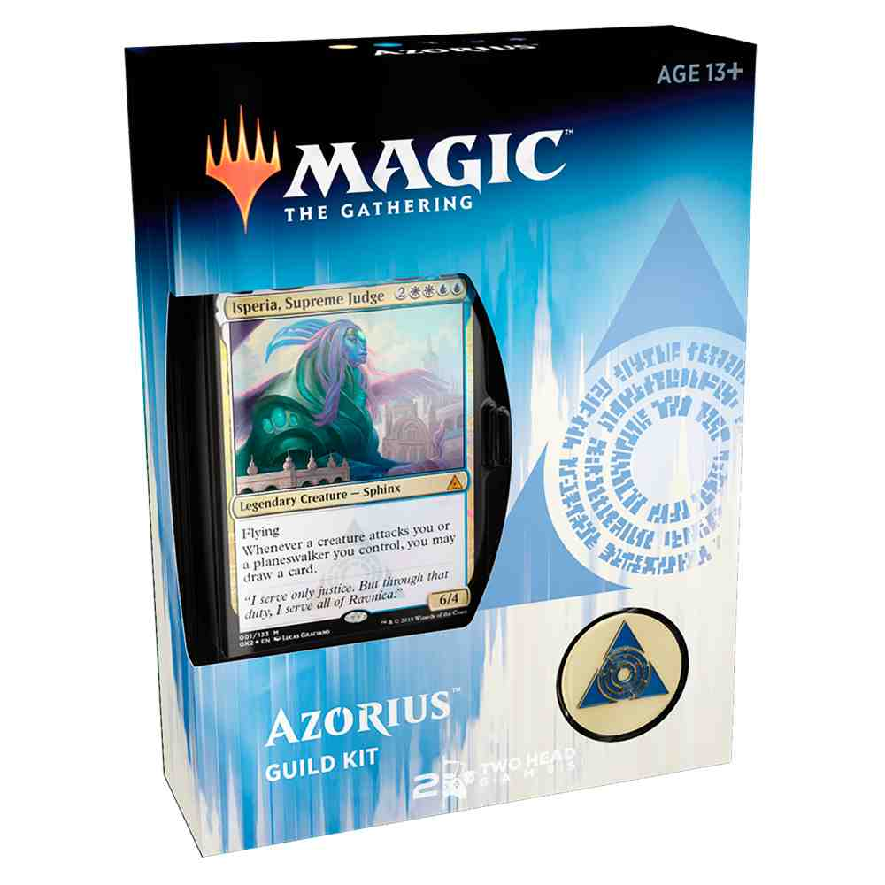 Magic Guild Kit Of Ravnica Allegiance Deck Azorius Senate