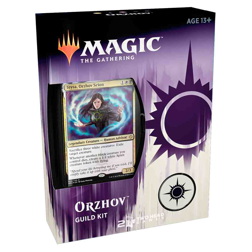Magic Guild Kit Of Ravnica Allegiance Deck Orzhov Syndicate